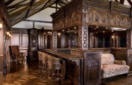 интерьер в готическом стиле фото