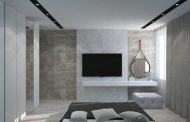 элитный ремонт спальни