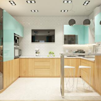 дизайн интерьера кухни 50 фото современные идеи дизайна кухни